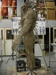 Man-Thing effects 7