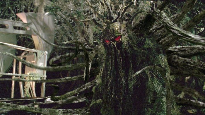 Man-Thing from movie