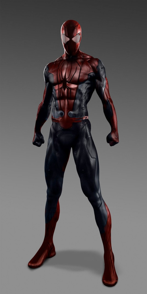 The Amazing Spider-Man alternate costume 2