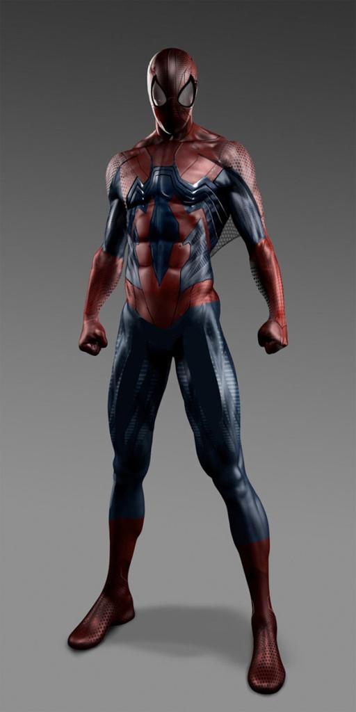 The Amazing Spider-Man alternate costume 3