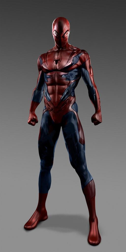The Amazing Spider-Man alternate costumes
