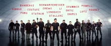 The Expendables 3 teaser image