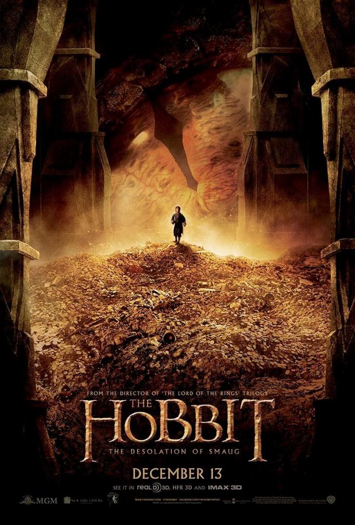 The Hobbit The Desolation of Smaug poster 4