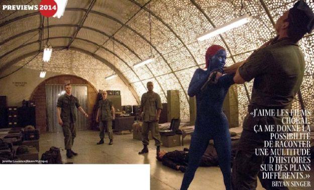 X-Men Days of Future Past Mystique image