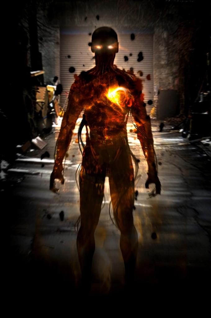 X-Men First Class concept Sunspot