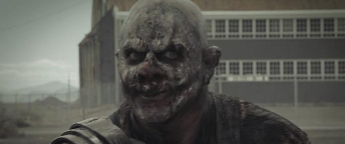Zombie Hunter clown