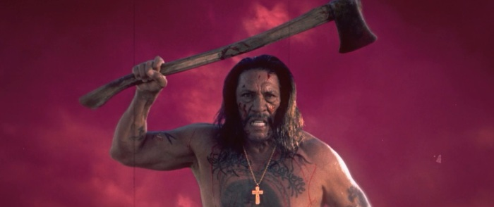 Zombie Hunter Danny Trejo
