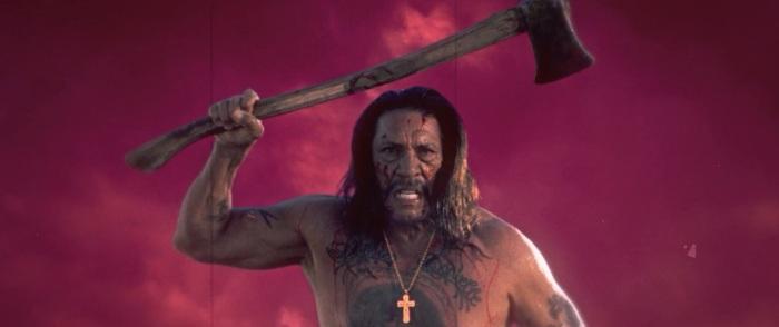 Zombie Hunter Danny Trejo