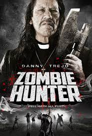 Zombie Hunter dvd cover