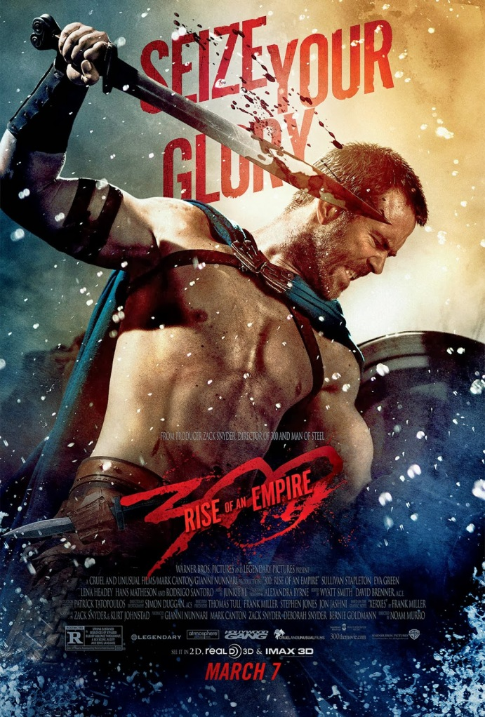 300 Rise of an Empire poster 5
