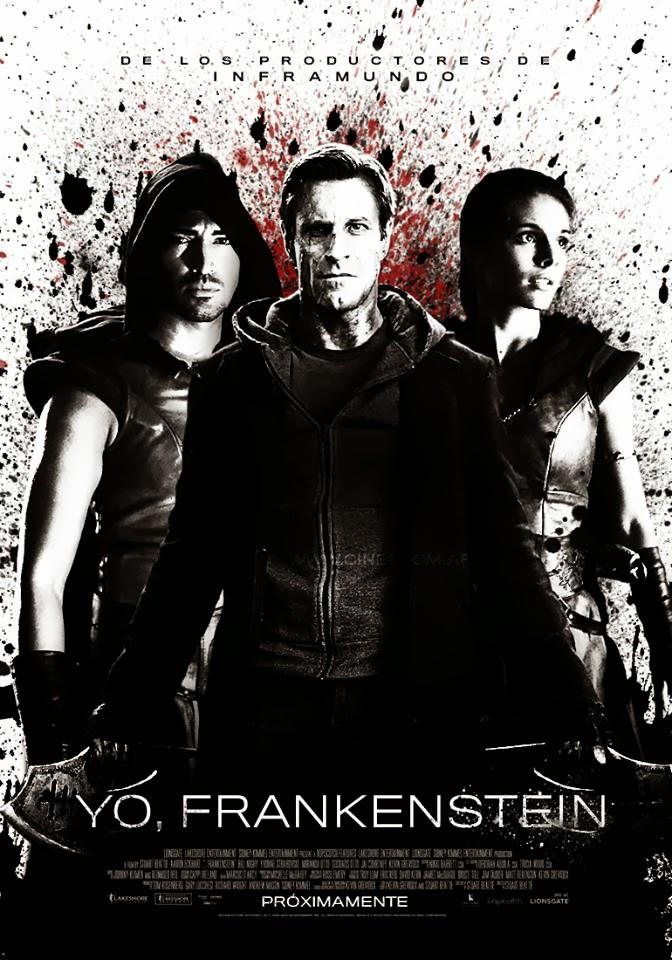 I Frankenstein intl poster
