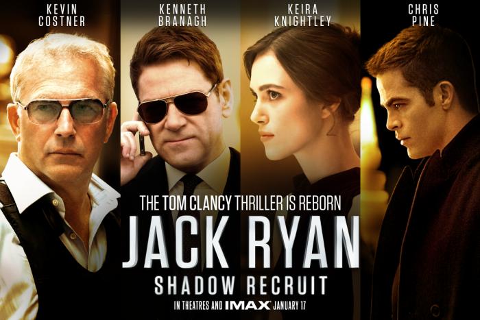 Jack Ryan Shadow Recruit poster 3