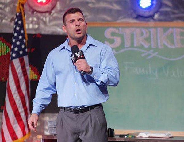 Matt Striker WWE