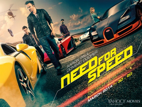 Need for Speed intl poster 2