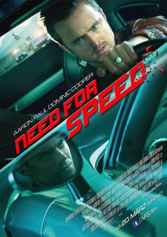 Need for Speed intl poster