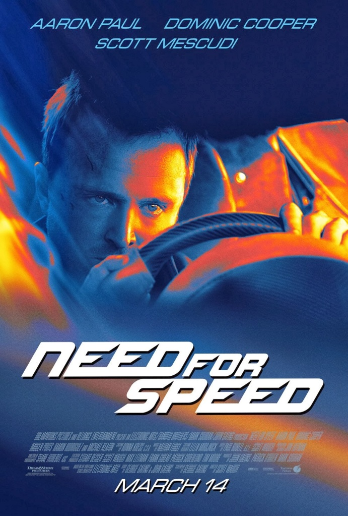Need For Speed poster 2