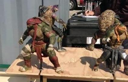 Ninja Turtles 1