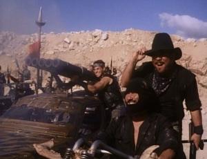 Raiders of the Sun Five Barrel Bazooka