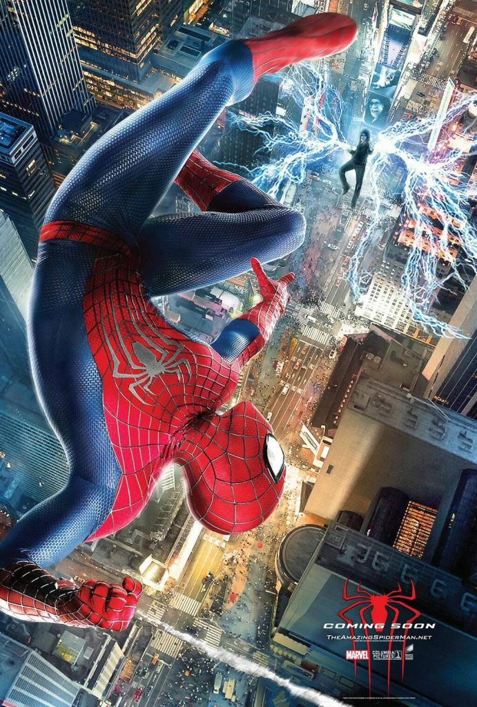 The Amazing Spider-Man 2 intl poster 2