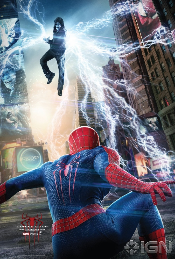 The Amazing Spider-Man 2 intl poster 3