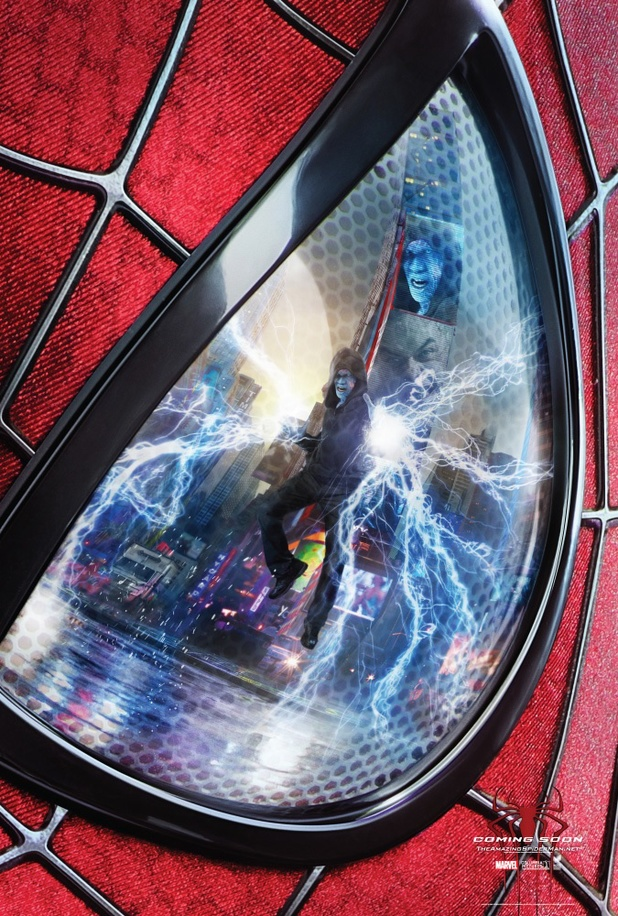 The Amazing Spider-Man 2 intl poster