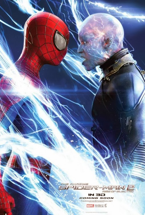 The Amazing Spider-Man 2 one sheet
