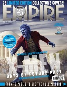 X-Men DOFP Empire Cover - Beast