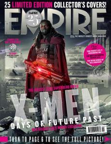 X-Men DOFP Empire Cover - Bishop