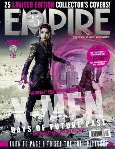 X-Men DOFP Empire Cover - Blink
