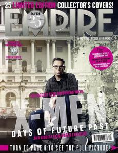 X-Men DOFP Empire Cover - Bryan Singer