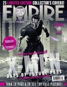 X-Men DOFP Empire Cover - Colossus