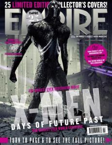 X-Men DOFP Empire Cover - Future Sentinel