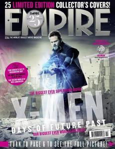 X-Men DOFP Empire Cover - Iceman