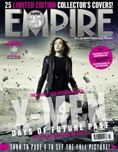 X-Men DOFP Empire Cover - Kitty Pryde