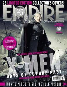 X-Men DOFP Empire Cover - Magneto old