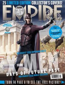 X-Men DOFP Empire Cover - Magneto young