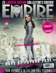 X-Men DOFP Empire Cover - Rogue