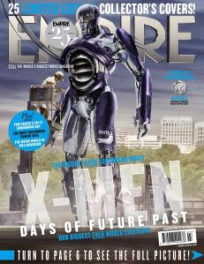 X-Men DOFP Empire Cover - Sentinel