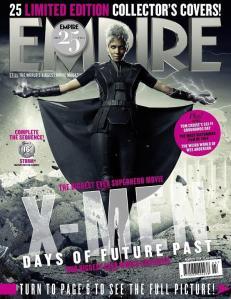 X-Men DOFP Empire Cover - Storm