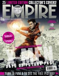 X-Men DOFP Empire Cover - Sunspot