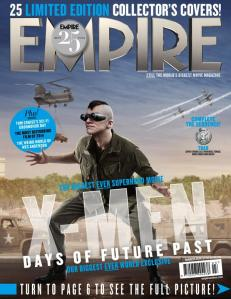 X-Men DOFP Empire Cover - Toad