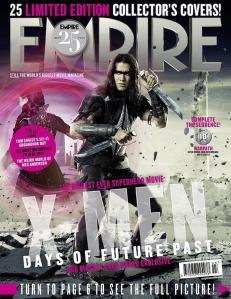 X-Men DOFP Empire Cover - Warpath