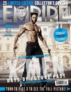 X-Men DOFP Empire Cover - Wolverine young