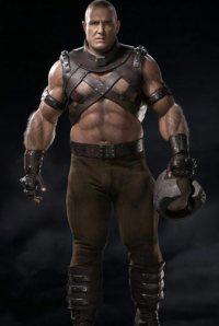 X-Men The Last Stand Juggernaut