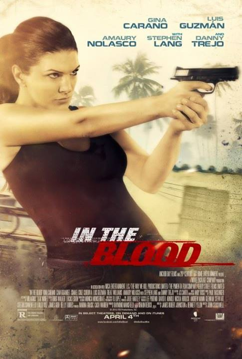 In The Blood poster 3