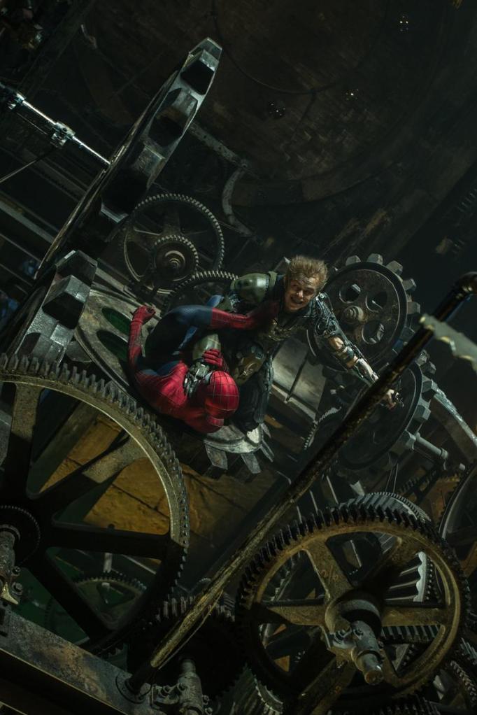 The Amazing Spider-Man 2 Green Goblin