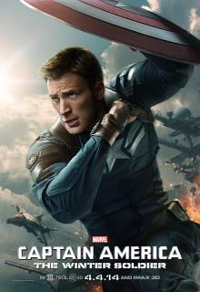 Captain America The Winter Soldier poster 5