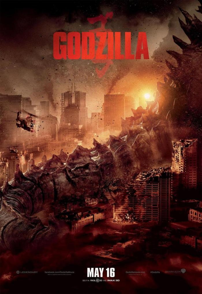 Godzilla poster 3