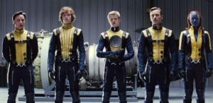 X-Men First Class uniforms