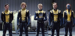 X-Men First Class uniforms